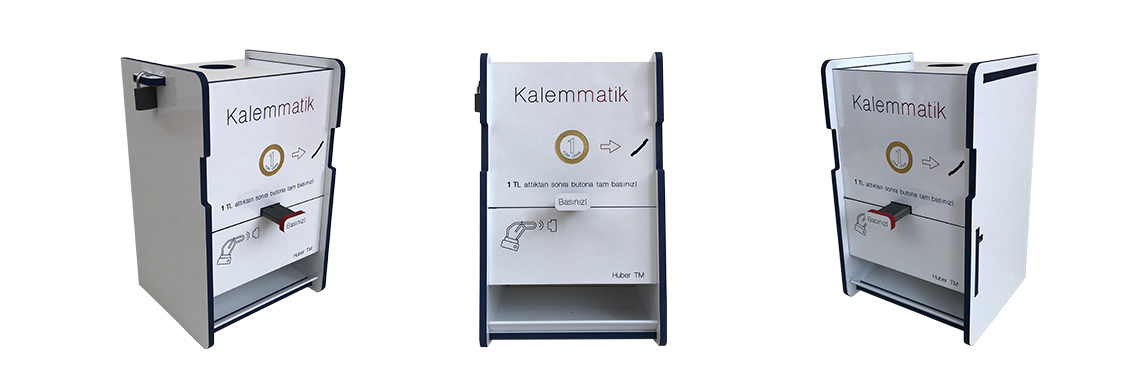 Kalemmatik - Kalem Otomatı - Kalem Makinası