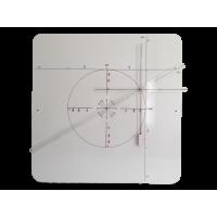 Trigonometrik Cetvel  (Birim Çember Cetveli)