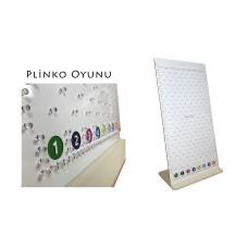 Plinko Oyunu (Plinko Game Board)