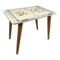 Pul Geçirme Oyunu Sehpası (Pucket Game)