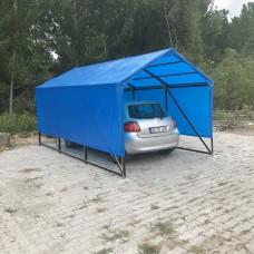 Demonte Araç -Araba- Garajı (Araba Güneşliği)